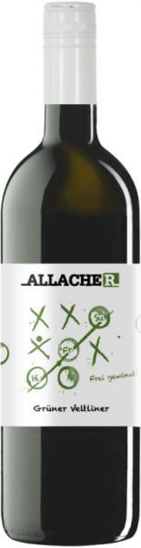 Weißwein, Grüner Veltliner, 2016 / 2017, Allacher, Histaminrestwert unter 0,1 mg/l